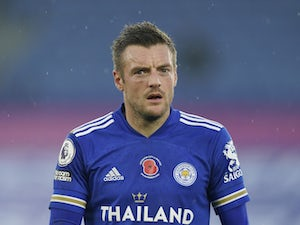 Leicester striker Jamie Vardy expected to be fit for Chelsea visit