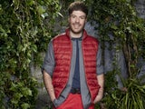 Jordan North on I'm A Celebrity 2020