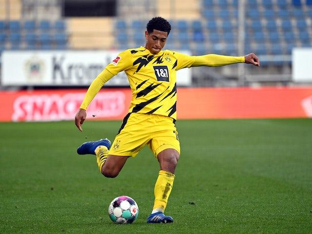 Dortmund 'will not consider Bellingham bids amid Man United interest'