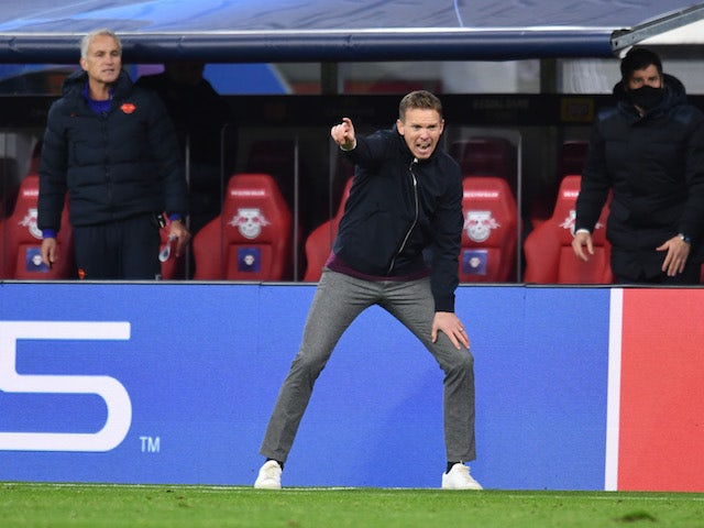 Man United 'identify Nagelsmann as potential Solskjaer replacement'