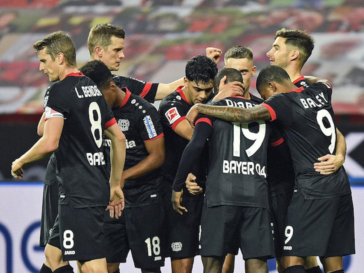 Wolfsburg vs bayer leverkusen betting expert tennis betting war