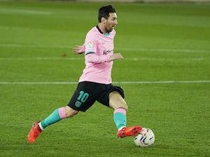 Transfer latest: Man City end Lionel Messi pursuit?