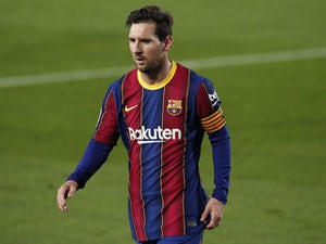 Lionel Messi left out of Barcelona squad
