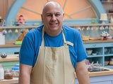 Luis Troyano on The Great British Bake Off