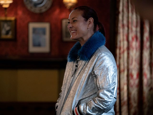 Tina on EastEnders on November 12, 2020