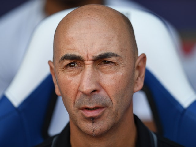 Pako Ayestaran, now in charge of Tondela, pictured in 2016