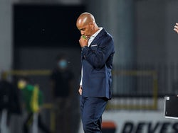 Pacos de Ferreira head coach Pepa pictured in June 2020