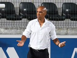 Pacos de Ferreira head coach Pepa pictured in June 2020