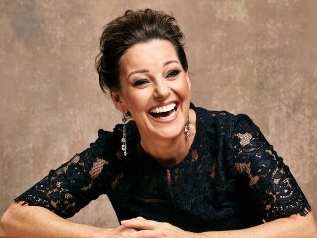 Ruthie Henshall in a press shot for her 2021 tour