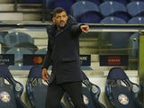 Porto head coach Sergio Conceicao pictured on November 3, 2020