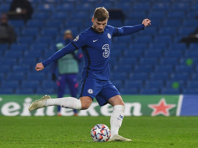 Werner looking to equal Drogba Chelsea record against Newcastle