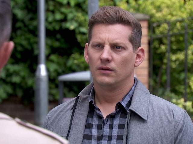 John Paul on Hollyoaks on November 9, 2020