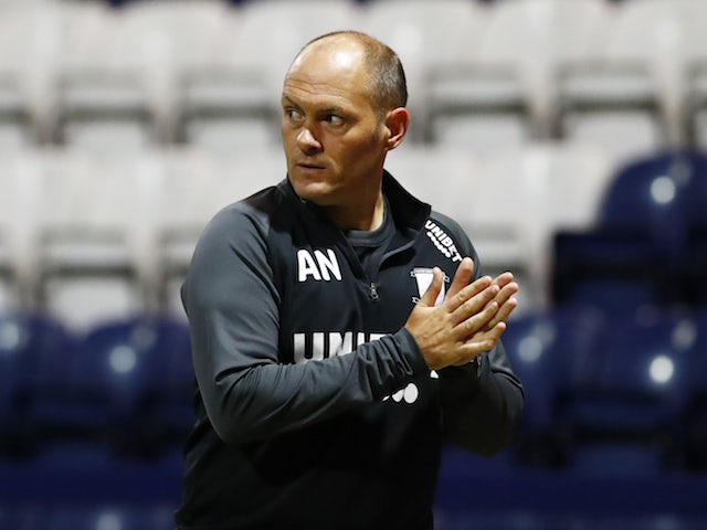 Preston North End manager Alex Neil pictured in September 2020