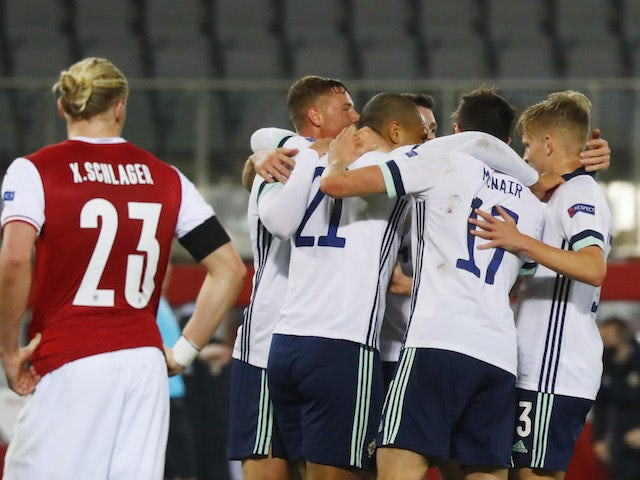 Result: Northern Ireland face Nations League relegation after defeat to Austria