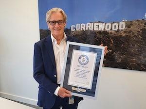Coronation Street, Bill Roache receive Guinness World Records