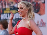 Britney Spears pictured on July 23, 2019