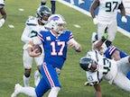 NFL roundup: Josh Allen stars as Bills beat Seahawks, Saints thrash Buccaneers