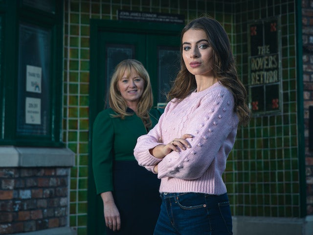 Charlotte Jordan as Daisy Midgeley on Coronation Street