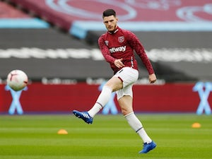 Patrice Evra: 'West Ham know that Declan Rice will leave'