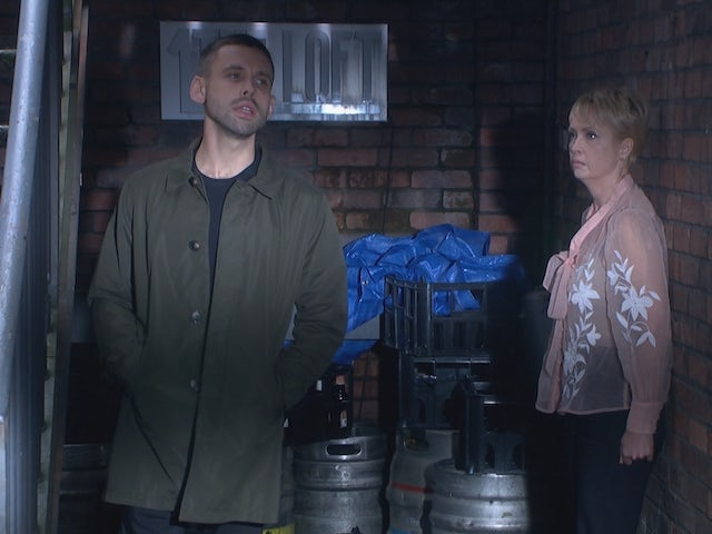 Victor on Hollyoaks on November 17, 2020