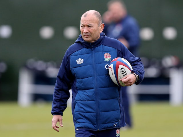 Ireland coach accuses England's Eddie Jones of