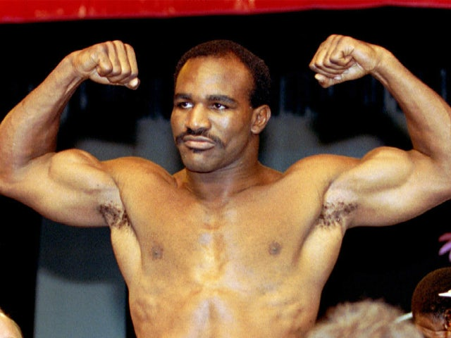 On This Day: Evander Holyfield and Riddick Bowe lock horns in Las Vegas