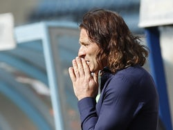 Wycombe Wanderers manager Gareth Ainsworth pictured in September 2020