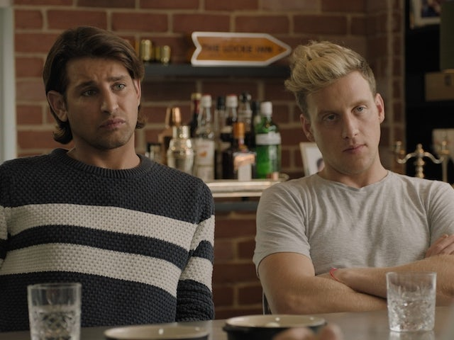 Gareth Locke and Ollie Locke on Made In Chelsea S20E08