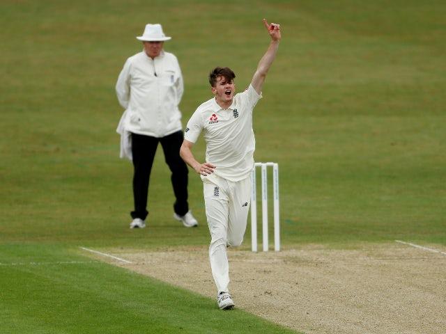George Garton set for England debut against Sri Lanka