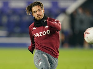 Liverpool 'not interested in Aston Villa's Jack Grealish'