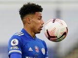 Leicester City's James Justin pictured in November 2020
