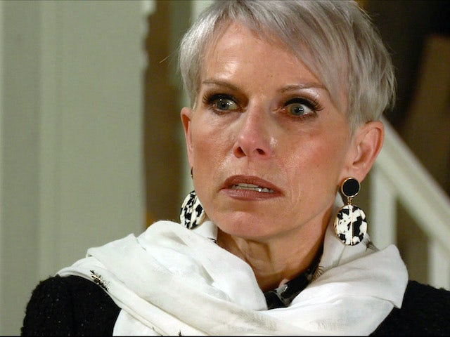 Debbie on the second episode of Coronation Street on November 30, 2020