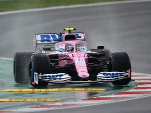Lance Stroll tops qualifying in rain-soaked Turkish Grand Prix