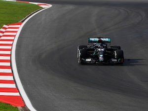 Lewis Hamilton finishes fourth in Turkish GP practice