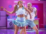 Maisie Smith and Gorka Marquez on week four of Strictly Come Dancing on November 14, 2020