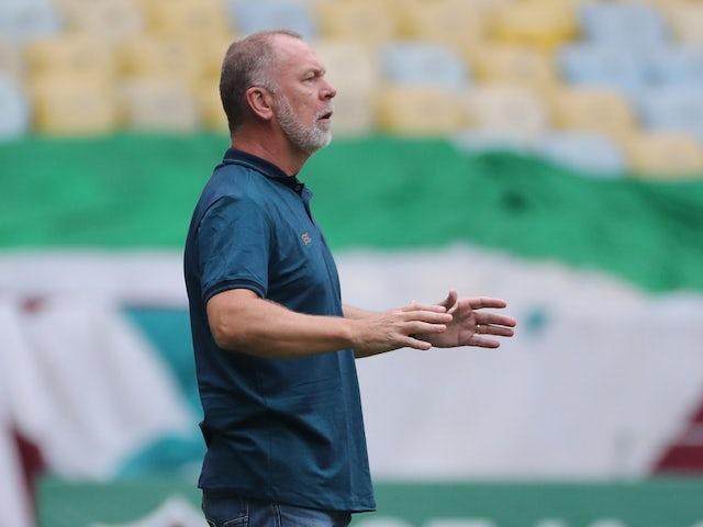 Bahia head coach Mano Menezes pictured in October 2020