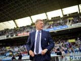 DavidMoyes pictured during his time as Real Sociedad manager in 2015
