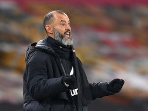 Nuno Espirito Santo insists Wolves will relish Anfield crowd