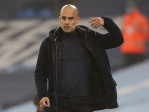 Pep Guardiola addresses Man City's Champions League hopes