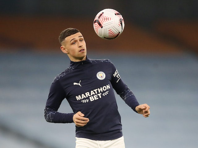 Phil Foden: 'We will fight for the quadruple until the end'