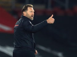 Southampton manager Ralph Hasenhuttl pictured in November 2020