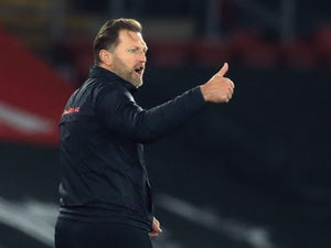Southampton boss Ralph Hasenhuttl dismisses talk of Man United job