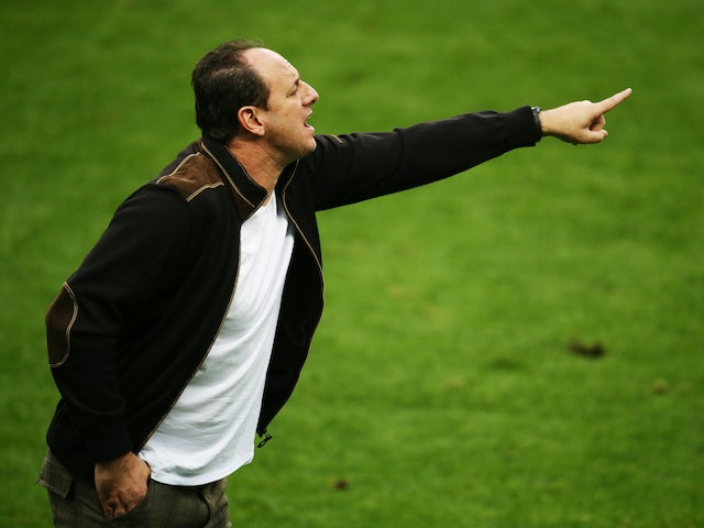 Fortaleza manager Rogerio Ceni pictured in September 2020