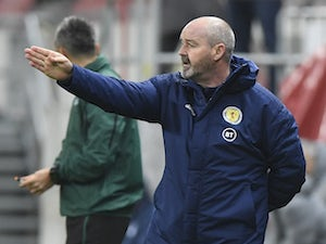 Steve Clarke refuses to read too much into Slovakia loss