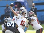 NFL roundup: Tom Brady inspires Tampa Bay Buccaneers to victory over Carolina Panthers