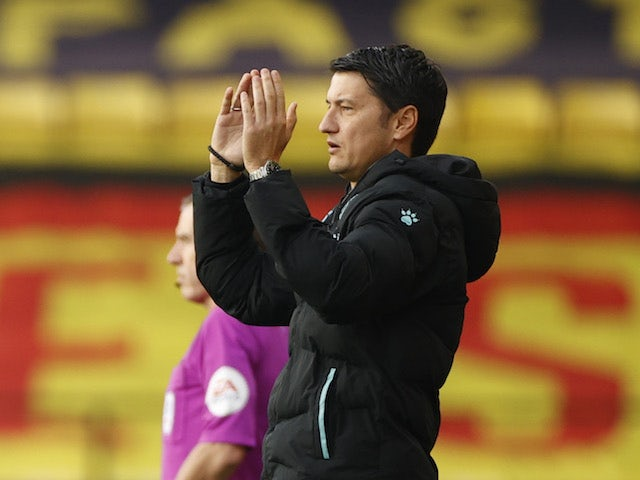 Vladimir Ivic: 'Our away form simply must improve'