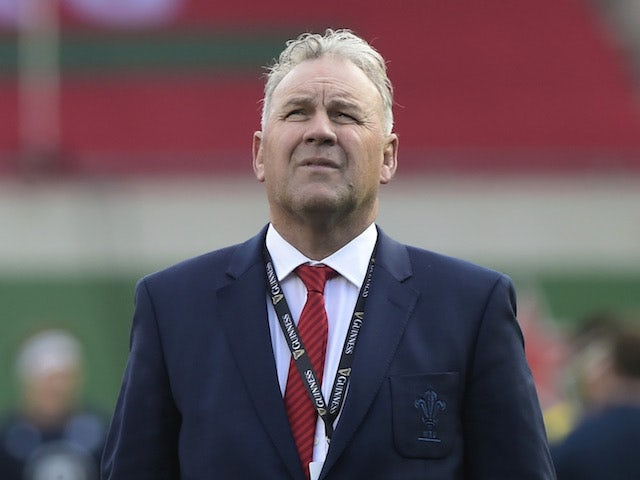 Wayne Pivac makes nine changes for Italy fixture