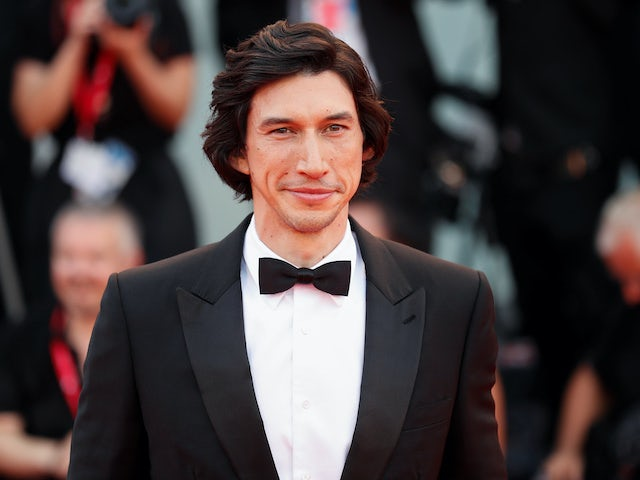 Adam Driver pictured in August 2019
