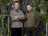 Ant and Dec for I'm A Celebrity series 20