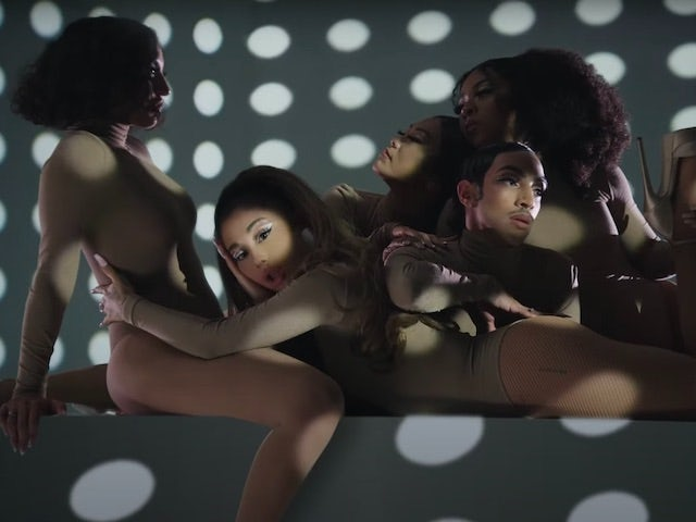 Watch: Ariana Grande releases video for steamy single 34+35